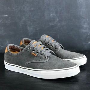 Men's Vans Ultracush Grey Suede Sneakers Size 9
